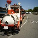 Tourist train excursion.