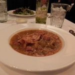 Gumbo (spicy & good)