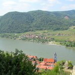 View of the Danau