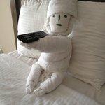Towel Art by Bebo