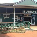 Bubba's with outdoor seating ..