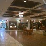 Lobby/Cafe Satang entrance