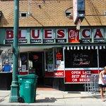 Blue's City Cafe