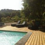 Tranquillita' della piscina