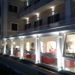 Hotel Corallo di sera