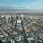 Vista desde Stratosphere