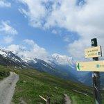 Télécabine Le Tour Col de Balme
