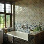 Delft tiles galore!