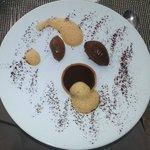 Mousse au chocolat in 3 versch. Varianten