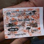 Mamba Village ticket