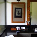 Wall decor - Royal suite bathroom