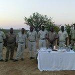 Sundownder safari drinks