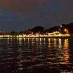 Riverfront at evening!