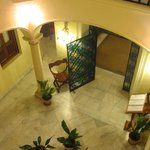Montelirio- central atrium