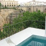 Montelirio- view from pool