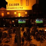 Saloon Bar Steakhouse