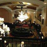 Amway Grand Interior Lobby