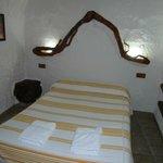 Dormitorio de la cueva