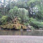 waterpartij Jardin Public Saint-Omer