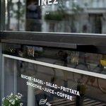 Inez Bagel Shop fényképe