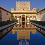 The beautiful Alhambra