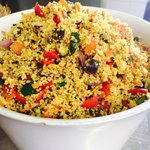 Roast Veggie Couscous