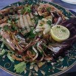 Grigliata mista al ristorante Nettuno
