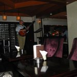 Toller Sänger in der Bar