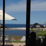 View from The Fish Eagle Restaurant