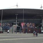 extérieur du stade