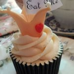 Queen of Hearts Cupcake!!!