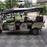 Hotel buggy