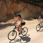 Mountain biking by Xanthos travel