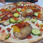 Pizza heerlijk