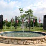 Part of the War on Terror Memorial