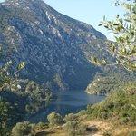 view of lago del cedrino