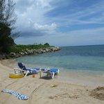 Private Oasis beach