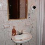 Bathroom at Bella Sombra