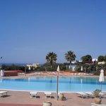 piscina due corsie di misura olimpionica (50 metri)