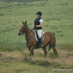 Liz on her darling horse