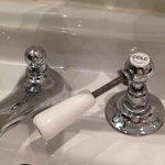 Broken tap