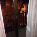 Balcony View Night