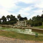 Parc de Montjuic, Jardins del Mirador