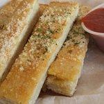 Bottomless breadsticks... Hip hip hooray!