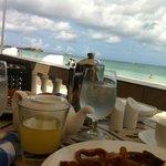 colazione in riva al mare, al Bayside