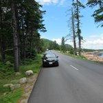 park loop road