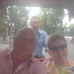 Rickshaw to Mausoleum