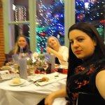 Reveillon muito muito especial no Restaurante do Hotel Crowne Plaza de Toulouse