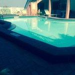 Pool at TSBR