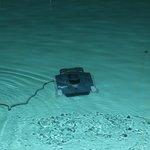Il mitico robottino per la piscina